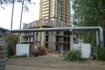 Залесского, 2/3 (2а стр), дом Нельсон фотоотчет со стройки