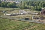 Краснообск, Западная, 227 фотоотчет со стройки