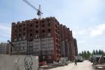 Краснообск, 110 строительство