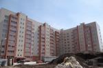 Краснообск, 111 строительство
