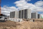 Высоцкого, 98 строительство