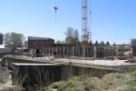 Дзержинского проспект, 32а фото со стройки
