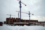 Большевистская, 126 (ГП 2) фотоотчет  строительства