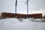 Большевистская, 128 (ГП 1) фотоотчет  строительства
