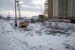 Костычева, 74, 74/1 фотоотчет  строительства