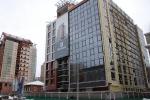 Коммунистическая, 34 (Rich House) фотоотчет  строительства