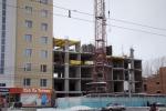 Покрышкина, 1 фотоотчет  строительства