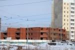 Волховская, 33а стр (кирпичная секция) фотоотчет  строительства