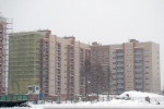 Краснообск, 111 фотоотчет  строительства
