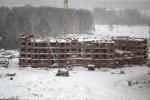 Краснообск, Западная, 228 фотоотчет  строительства