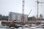 Балтийская, 27 фотоотчет  строительства