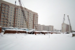 Краснообск, 110 фотоотчет  строительства