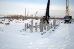 Титова, 238, 236/2 (27 и 28 стр) фотоотчет  строительства