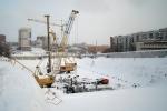 Михаила Кулагина, 35 (Кирпичная горка 5-я, 99) фотоотчет  строительства