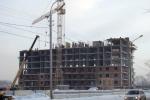 Первомайская, 226 (232/1 стр) фотоотчет  строительства