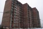 Связистов, 10 (147 стр), жилой дом Три тополя динамика строительства