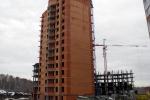 Высоцкого, 53 динамика строительства