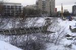 Коммунистическая, 62 стр (Октябрьская магистраль-Коммунистическая) динамика строительства