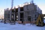 Карамзина, 53 темпы строительства