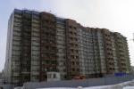 Рассветная, 5 (4-й микрорайон, 8 стр) темпы строительства