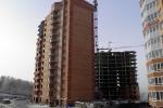 Высоцкого, 53 темпы строительства