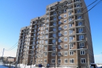 Связистов, 10 (147 стр), жилой дом Три тополя темпы строительства
