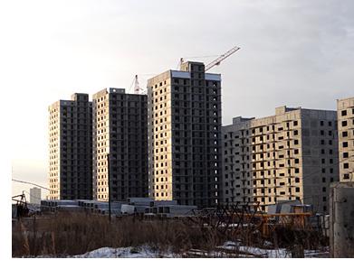 Новостройки Новосибирска
