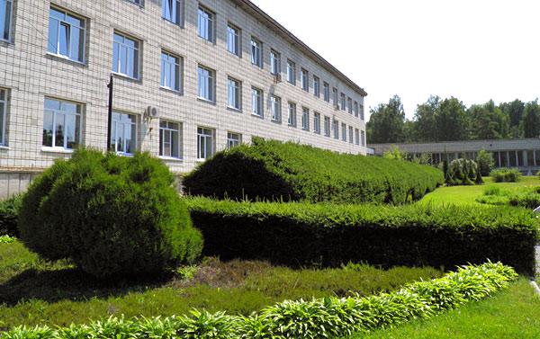 Ботанический сад Золотодолинская