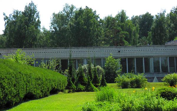 Главный ботанический сад Советский район