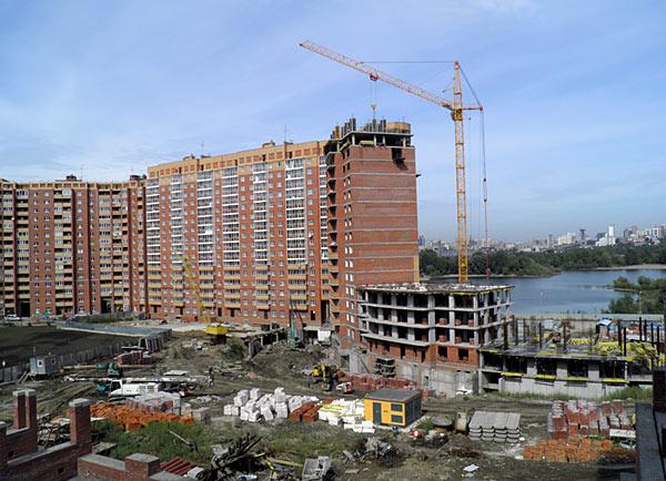 Стартовая 1 Первый строительный фонд