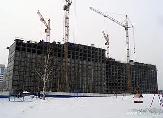 Березовая, строительная компания Сибирь
