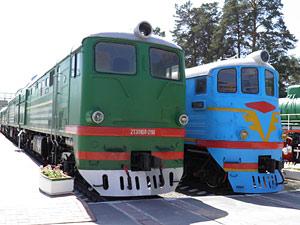 Советские поезда