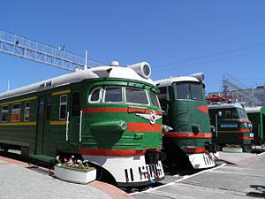 Поезда и электрички