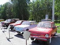 Музей ретро техники в Новосибирске