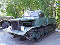 Музей советских машин