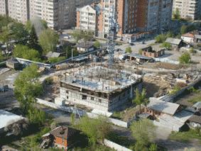 Толстого 56, май 2012