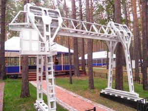 Заельцовский парк, Новосибирск