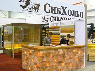 Сибирский дом в Новосибирске