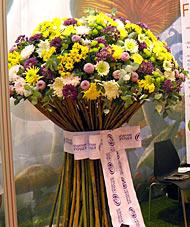 Конкурс профессиональных флористов