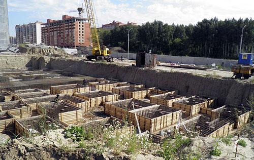 Родники 4 очередь строительство, Новосибирск