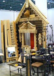 Выставка малоэтажного домостроения Сибирский дом Эскпоцентр
