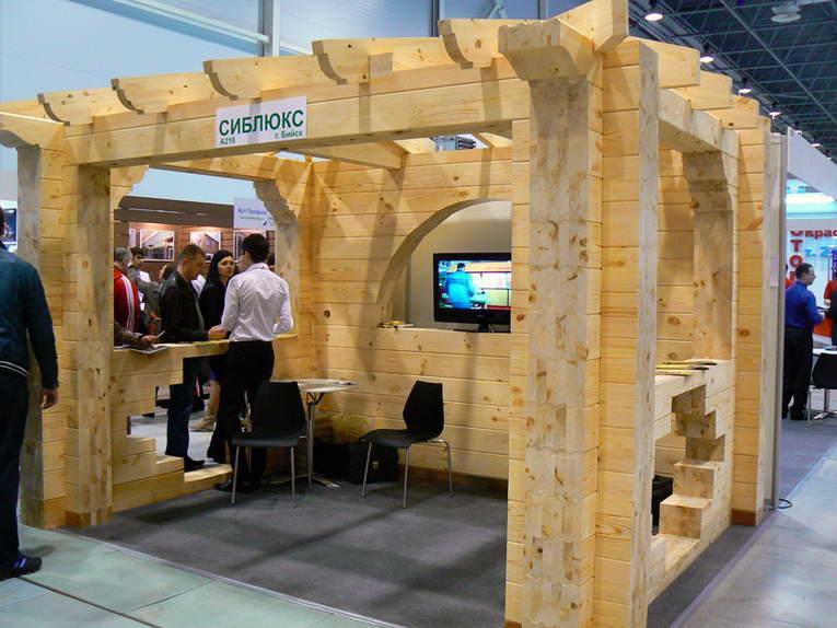 Выставка строительство