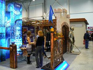 Выставка Сибирский дом