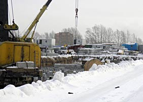 Новостройка на Мясникова, ИнвестСтрой