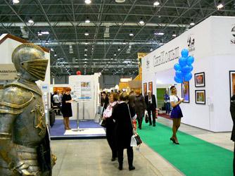 Выставка Сибирский дом 2014