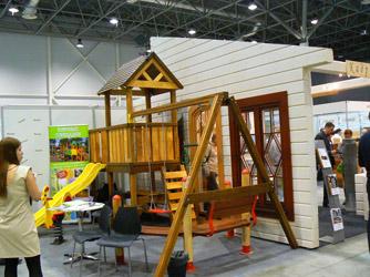 Выставка Сибирский дом в Новосибирск