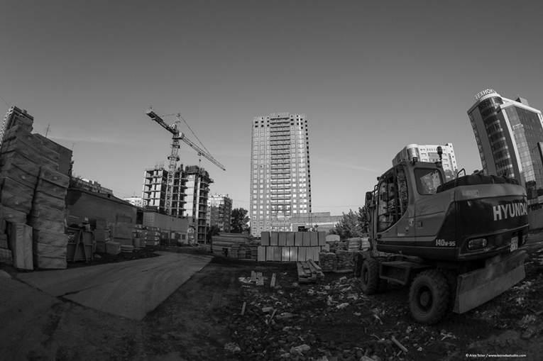 Фотовыставка Банк Москвы, Новосибирск
