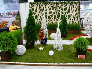 Выставка Ландшафтная архитектура и дизайн 2013, Октябрьский  район