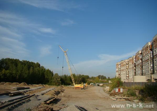 Сибиряков-Гвардейцев, 44/7 фото темпы строительства