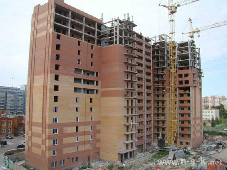 Горский микрорайон, 10 (Горская, 10) фото темпы строительства